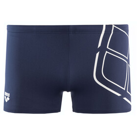 arena Essentials Shorts Men navy-white